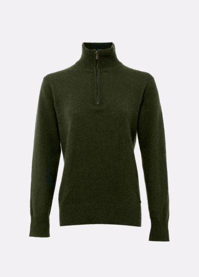 Dubarry Coleraine Half Zip Sweater