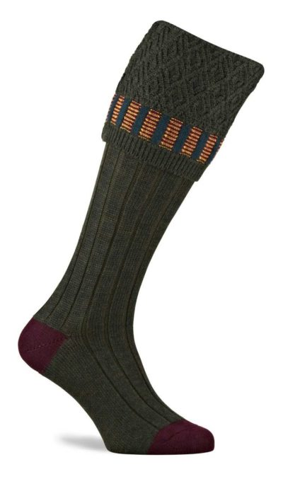 Pennine Bristol Shooting Socks