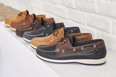 Mens Deck Shoes