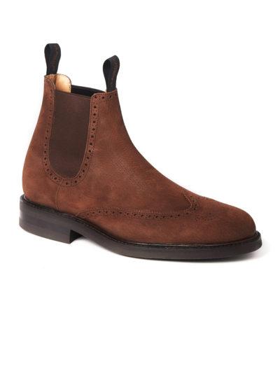 Dubarry Fermanagh Brogue Chelsea Boots