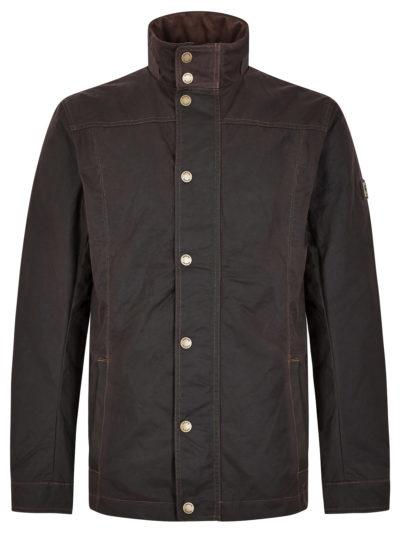 Dubarry Carrickfergus Wax Cotton Jacket