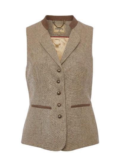 Dubarry Spindle Tweed Waistcoat