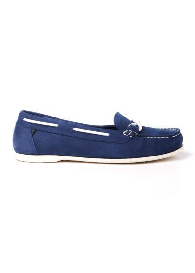 Dubarry Rhodes Ladies Slip On Deck Shoe