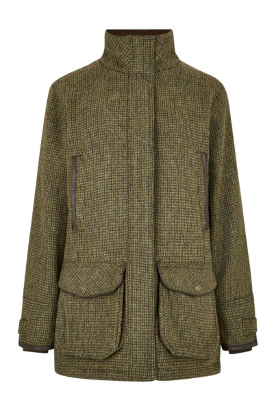 Dubarry Ballynahinch Ladies Tweed Shooting Coat