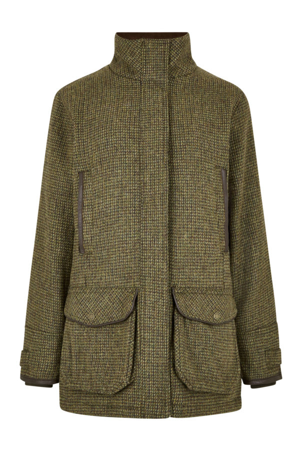 Dubarry Ballynahinch Ladies Tweed Shooting Coat