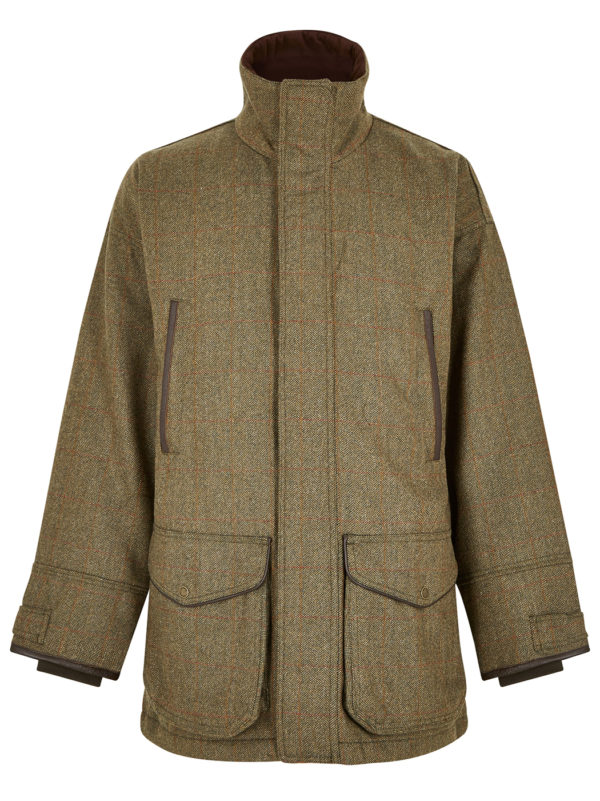 Dubarry Ballinturbet Tweed Shooting Coat