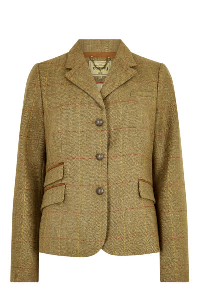 Dubarry Buttercup Short Tweed jacket