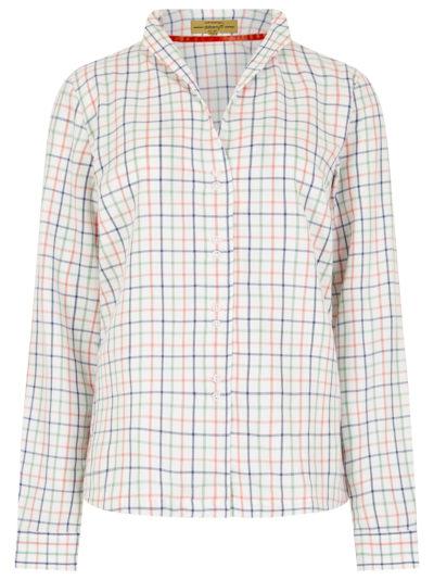 Dubarry Rosalino Ladies Check Shirt
