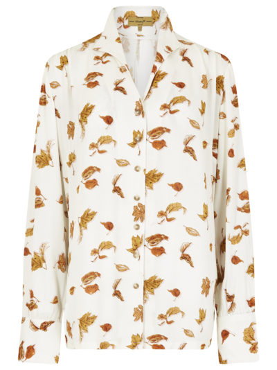 Dubarry Edelweiss Leaf Print Shirt