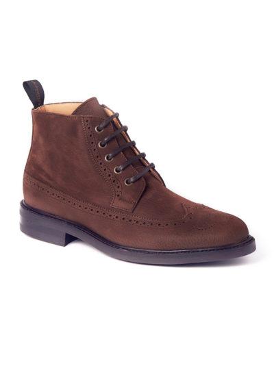 Dubarry Down Brogue Boots
