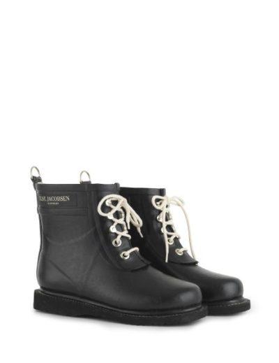 Ilse Jacobsen Ankle Length Rubber Boots
