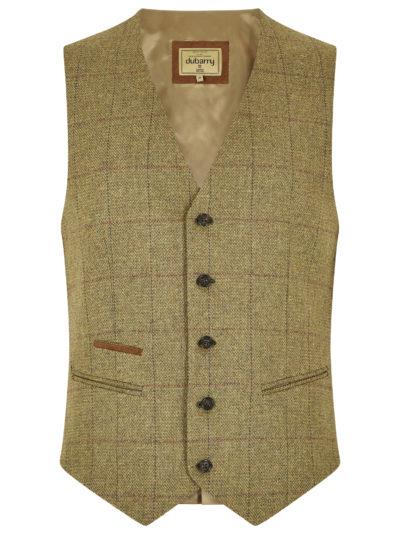 Dubarry Ballyshannon Tweed Waistcoat