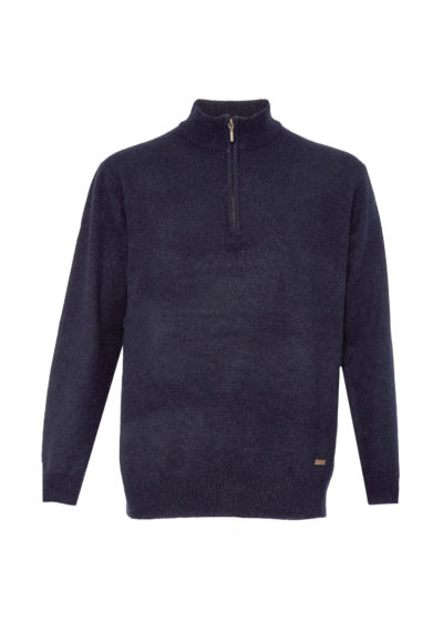Dubarry Mullen Half Zip Crew Neck Sweater