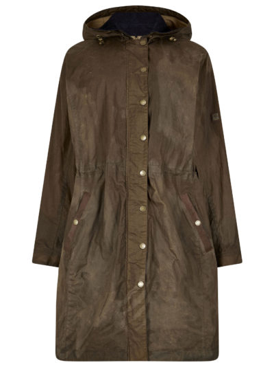 Dubarry Ballyvaughan Wax Cotton Coat