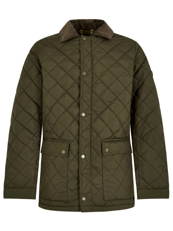 Dubarry Adare Mens Quilted Jacket