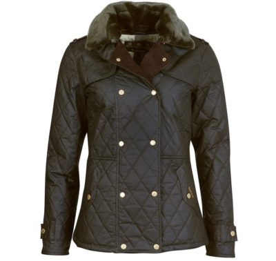 Barbour Ladies Elmis Wax Jacket