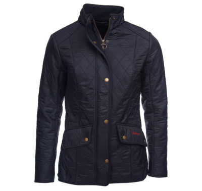 Barbour Ladies Cavalry Polarquilt Jacket