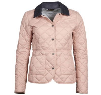 Barbour Ladies Deveron Quilted Jacket