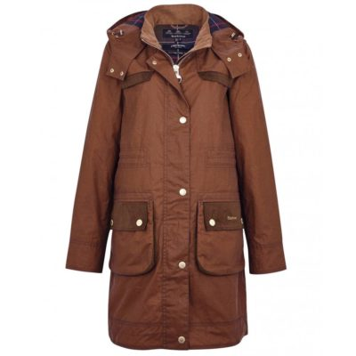 Barbour Ladies Taylor Wax Jacket