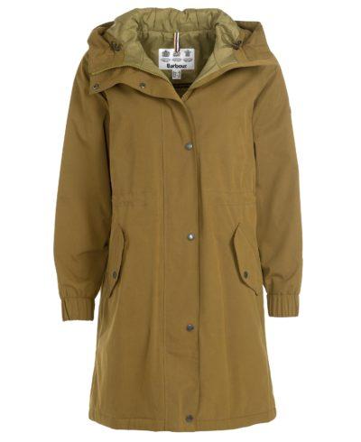 Barbour Hauxley Waterproof Jacket