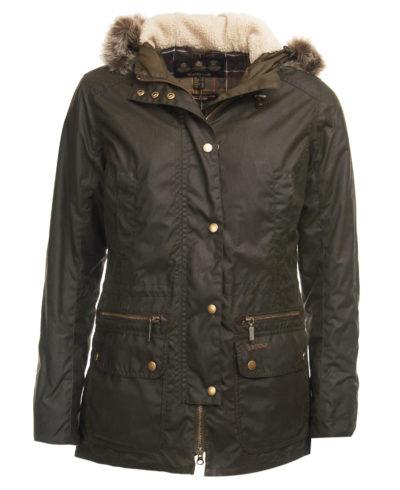 Barbour Kelsall Wax Jacket