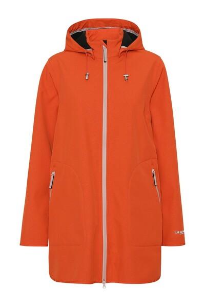 Ilse Jacobsen Rain 135b 3/4 length raincoat
