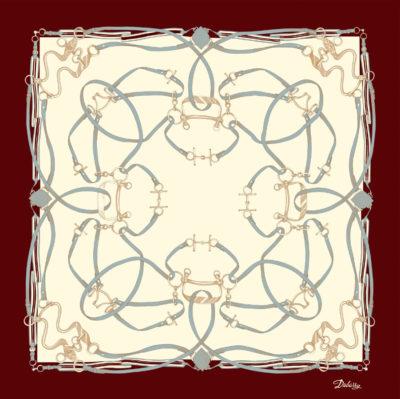 Dubarry Merrion Silk Scarf